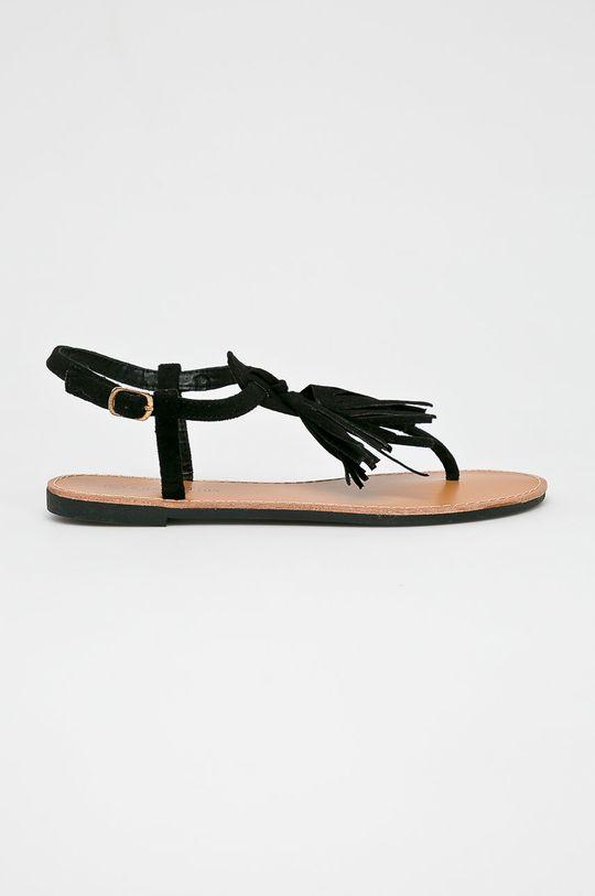 fekete Answear - Szandál C.H.CREATION Női