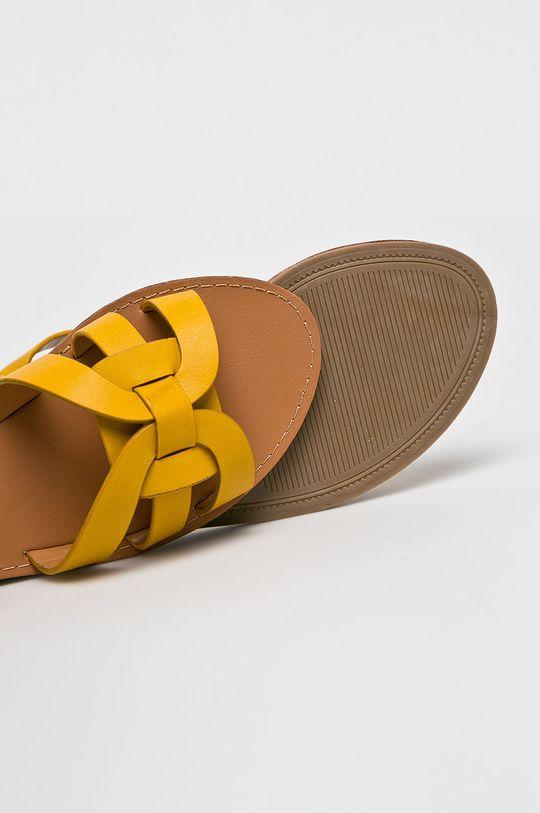 sárga Answear - Szandál Bo Aime