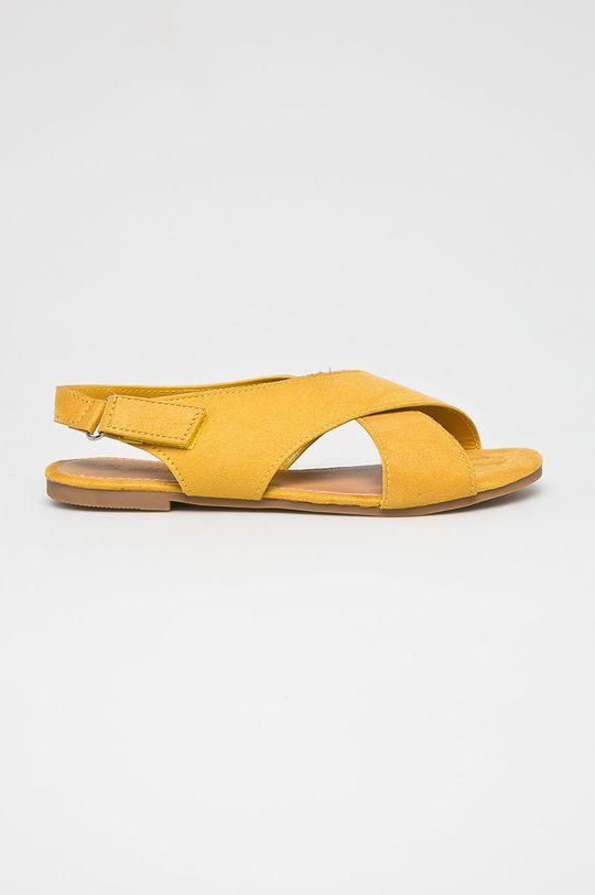 sárga Answear - Szandál Abloom Női