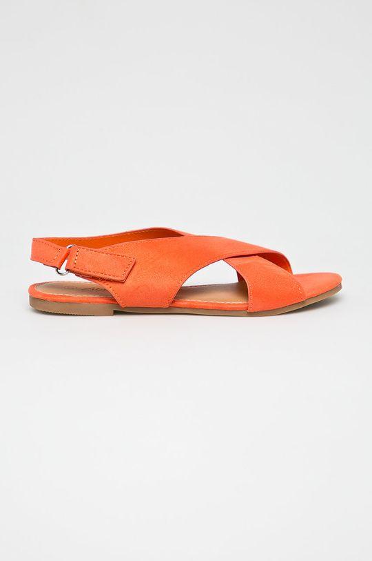 narancssárga Answear - Szandál Abloom Női