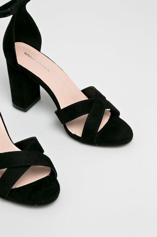 Answear - Szandál Ideal Shoes fekete