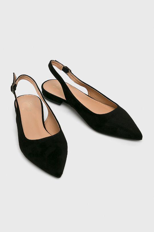 Answear - Balerina Lovery fekete