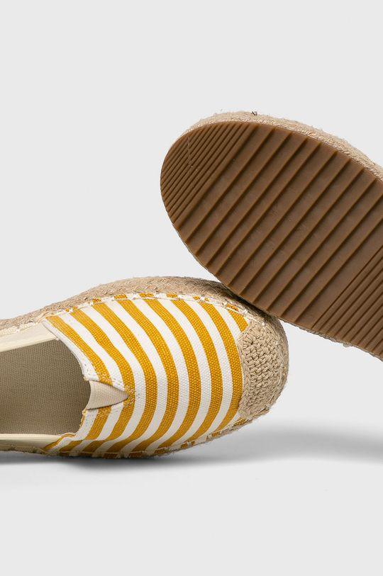 sárga Answear - Espadrilles Bellucci