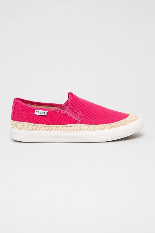 mályva Answear - Sportcipő CHC Shoes Női