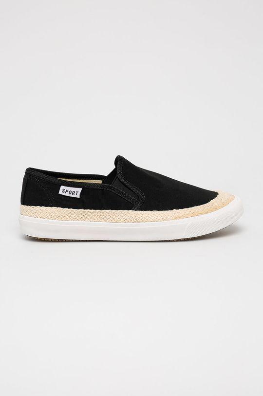 fekete Answear - Sportcipő CHC Shoes Női