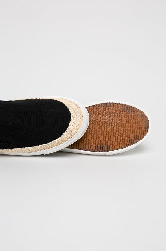 fekete Answear - Sportcipő CHC Shoes