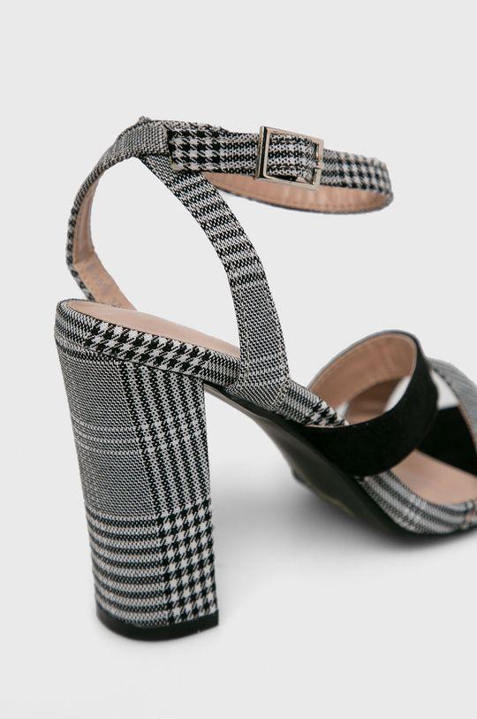 Answear - Szandál Chc-Shoes  Szár: textil Belseje: szintetikus anyag Talp: szintetikus anyag