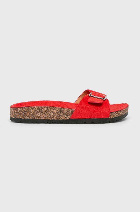 piros Answear - Papucs cipő Chc-Shoes Női