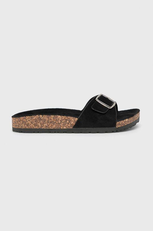 fekete Answear - Papucs cipő Chc-Shoes Női