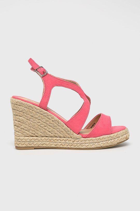 rózsaszín Answear - Platform Chicmuse Női