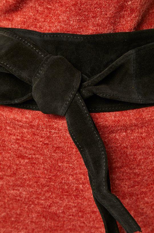 Answear - Curea de piele Intake 1 negru