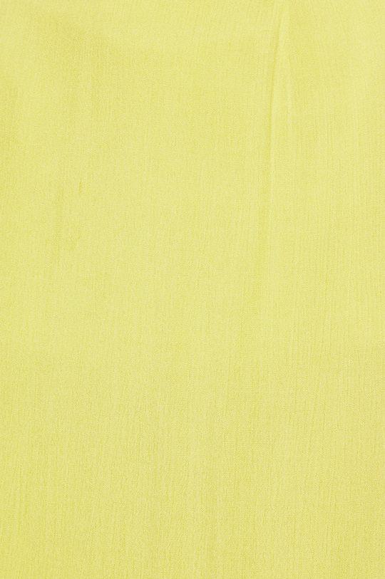 żółty Answear Lab - Spódnica