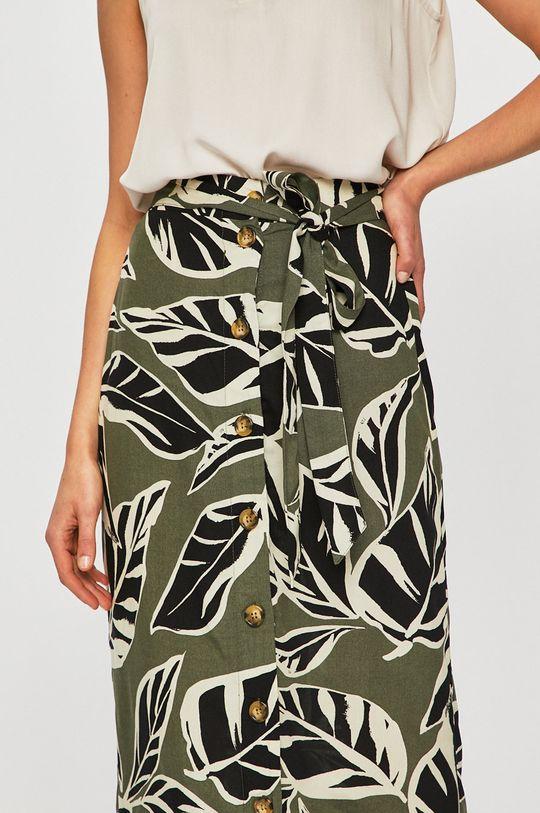 zielony Answear Lab - Spódnica