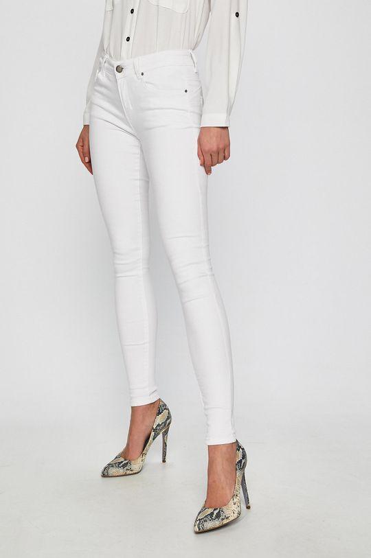 alb Answear - Pantaloni De femei