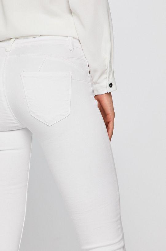 alb Answear - Pantaloni