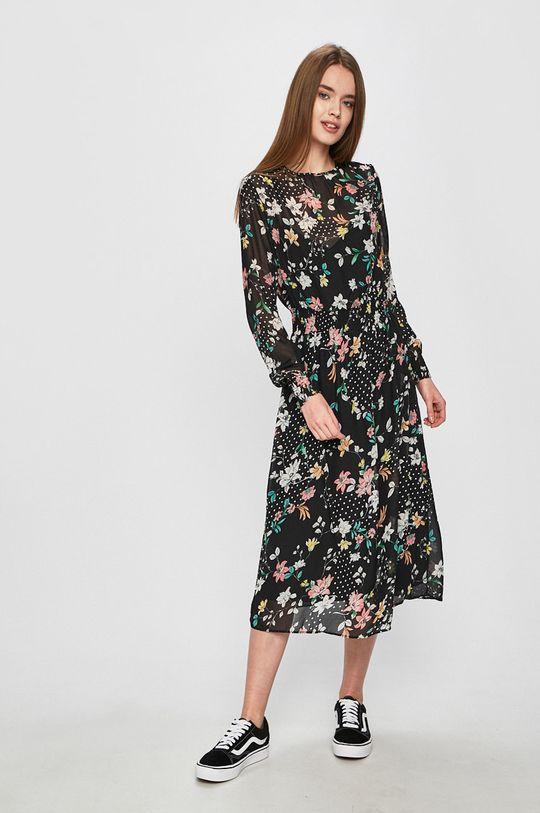 Answear - Šaty Secret Garden černá