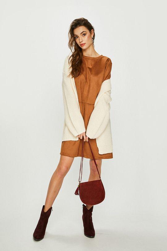 Answear - Cardigan piersic