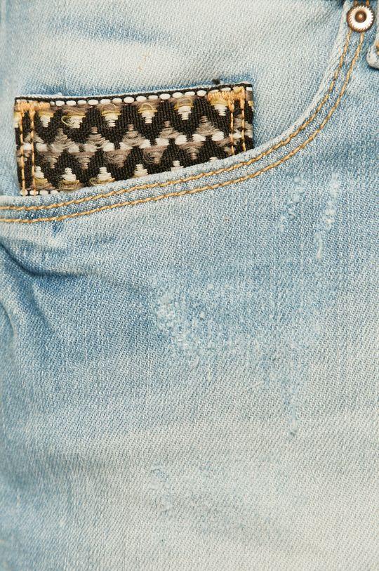 jasny niebieski Answear Lab - Szorty Sweet & Salty