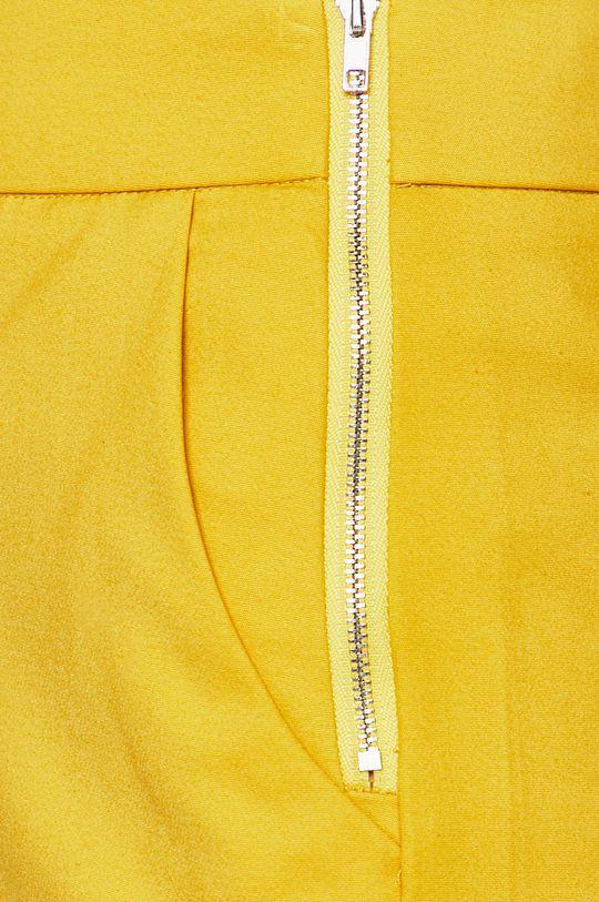 żółty Answear Lab - Szorty
