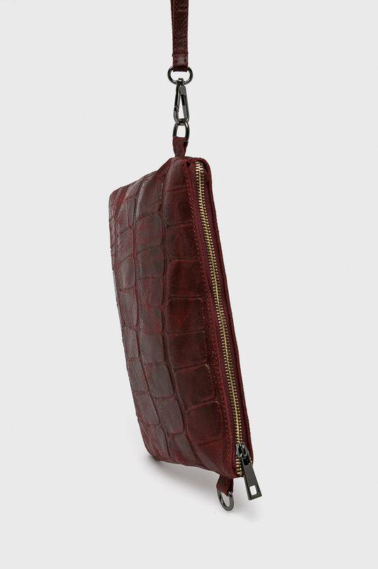 Answear - Kožená kabelka Podšívka: 100% Polyester Hlavní materiál: 100% Přírodní kůže