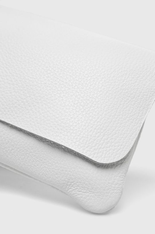 Answear - Poseta de piele alb