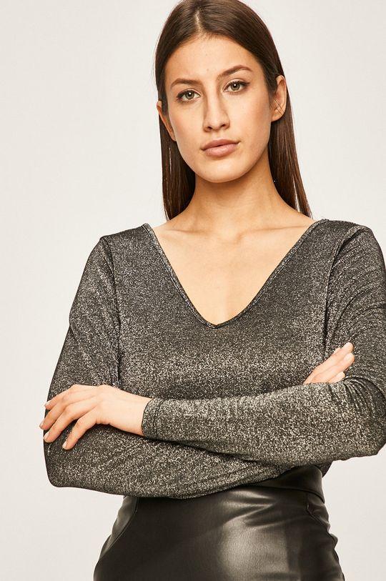 Answear - Bluza 25% Viscoza, 30% Fibra metalica, 45% Poliester