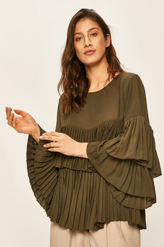 militar Answear - Bluza De femei