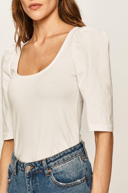 бял Answear - Блуза
