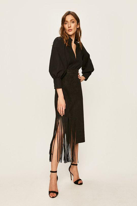 Answear - Блуза черен