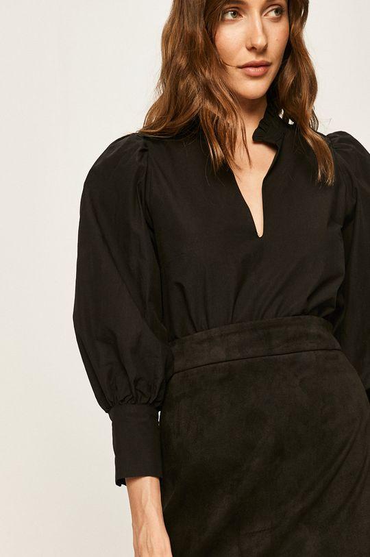 черен Answear - Блуза