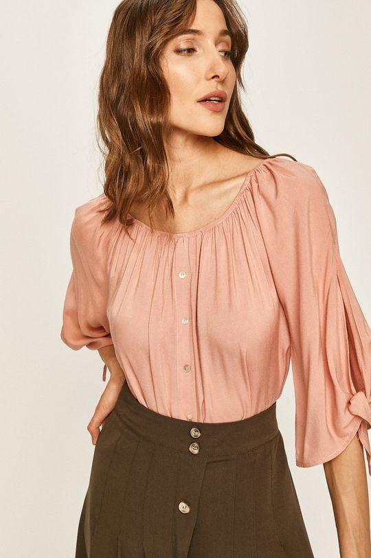 розов Answear - Блуза