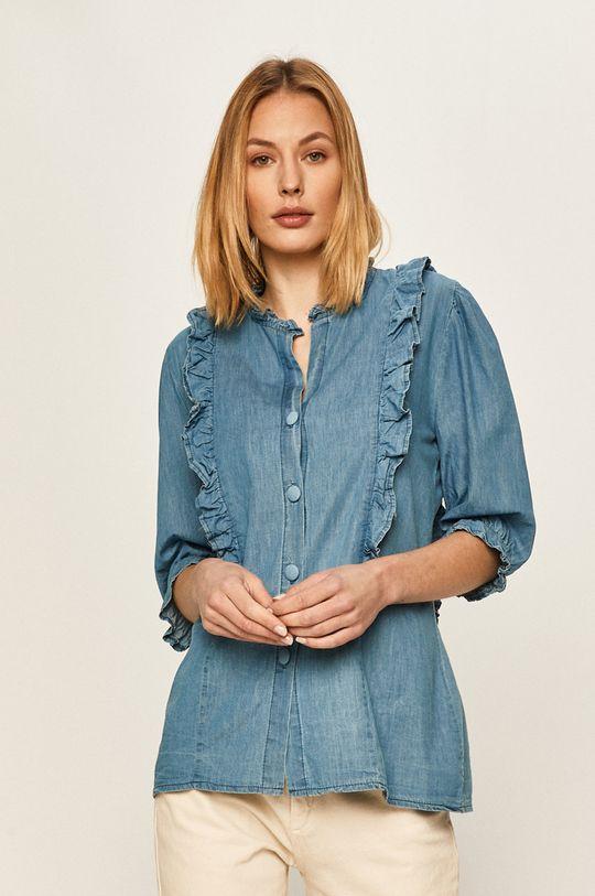 niebieski Answear - Koszula