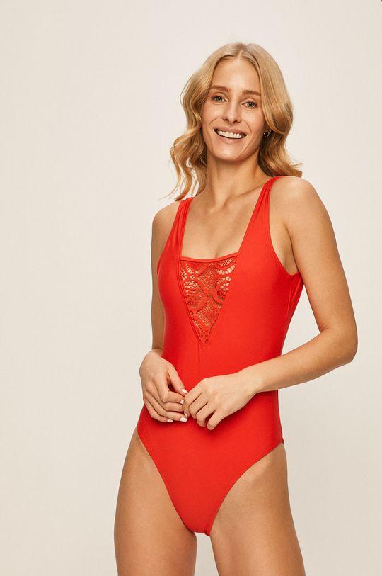 rosu Answear - Costum de baie De femei