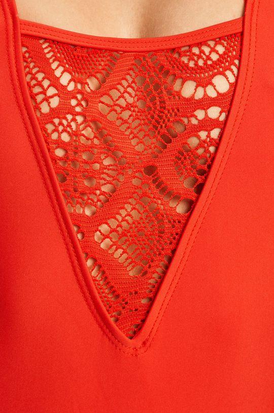 rosu Answear - Costum de baie