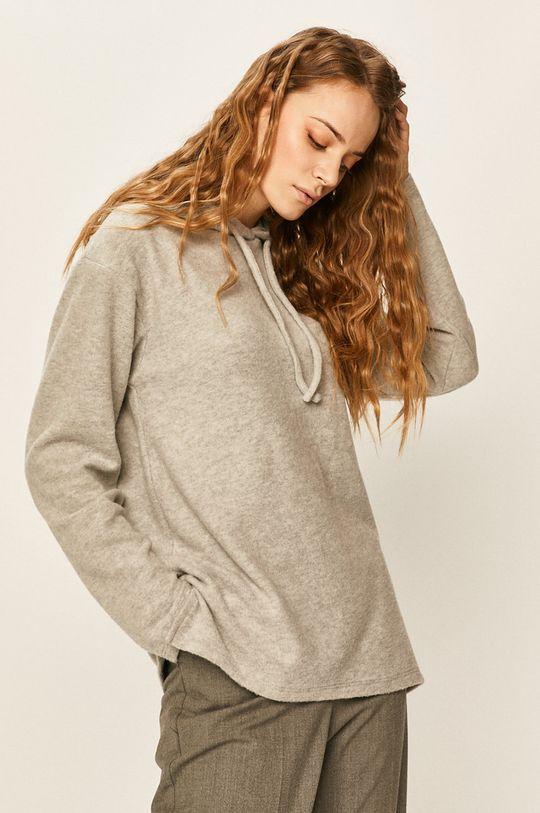 gri deschis Answear - Bluza De femei