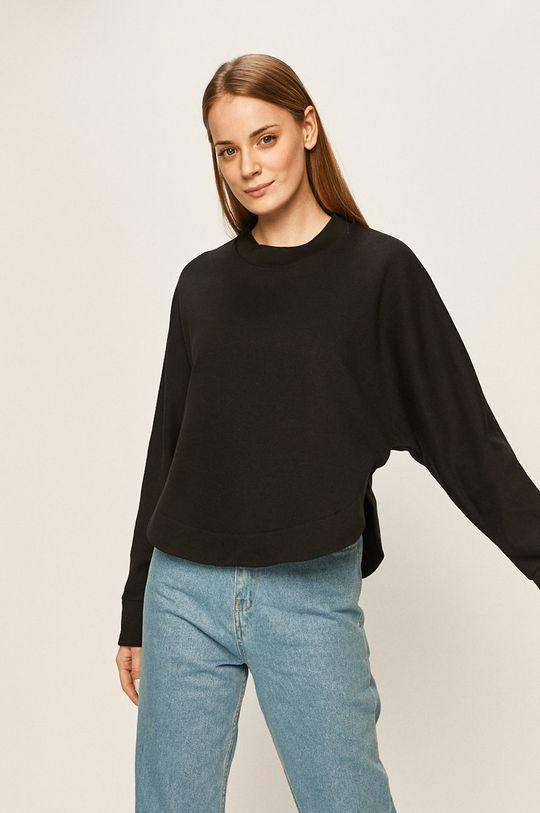 czarny Answear Lab - Bluza