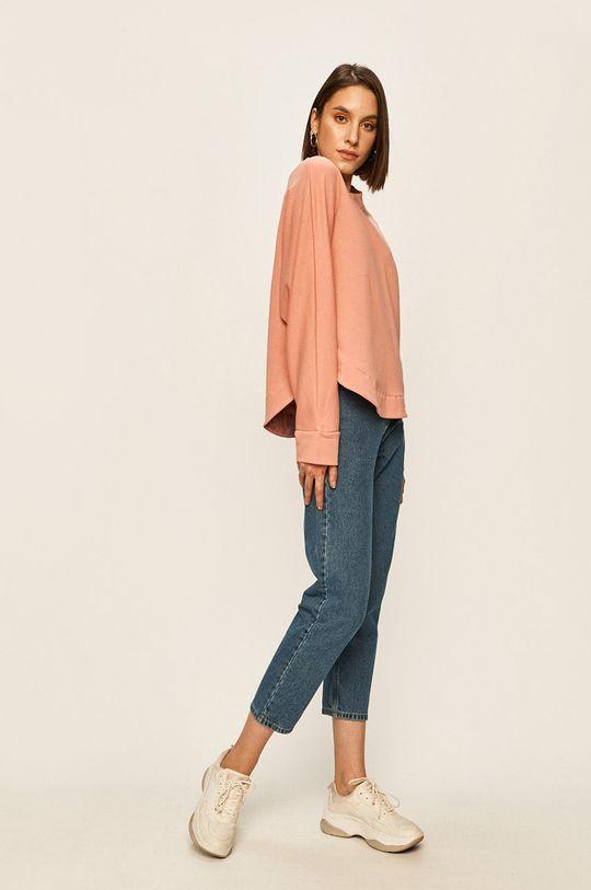 Answear - Bluza różowy