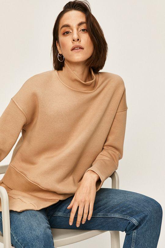 maro auriu Answear - Bluza De femei