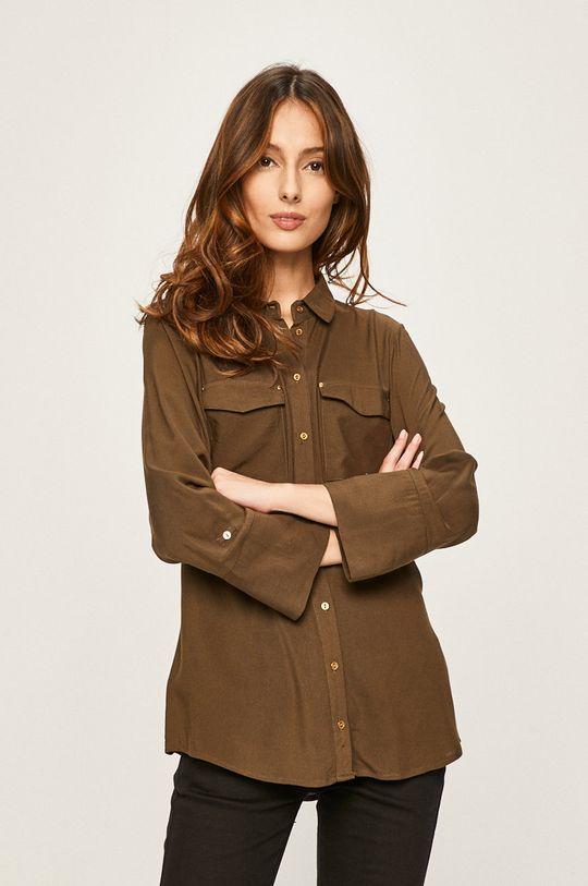 militar Answear - Camasa De femei
