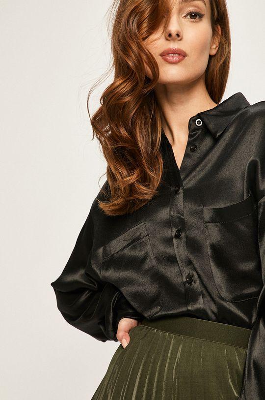 czarny Answear - Koszula