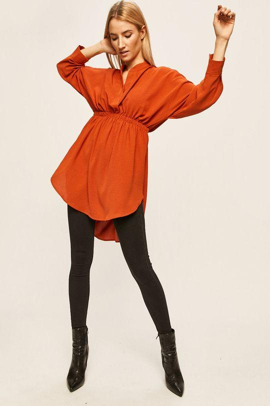 Answear - Bluza portocaliu