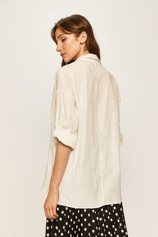 бял Answear - Риза