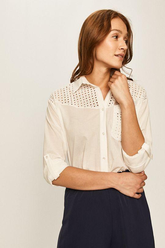 biały Answear - Koszula