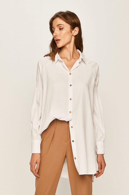 Answear - Риза бял