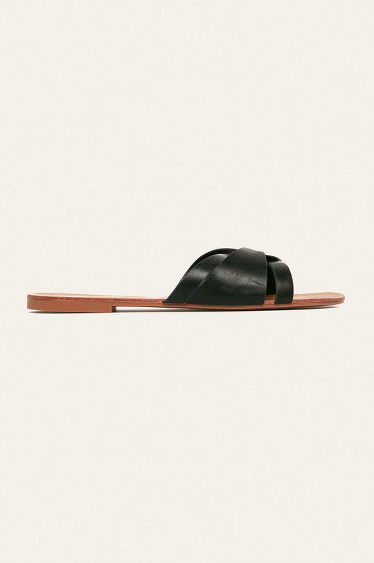 čierna Answear - Šľapky Poti Pati Dámsky