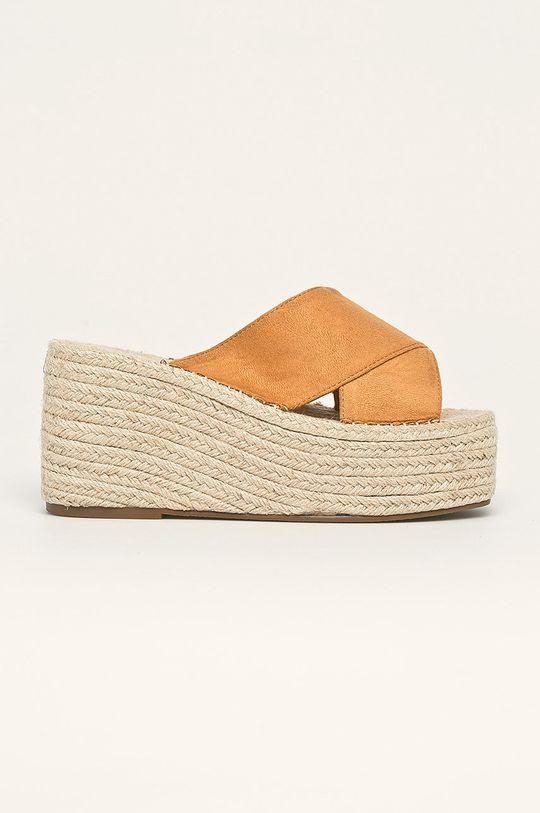maro auriu Answear - Papuci De femei