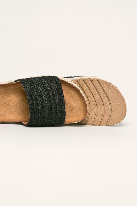 negru Answear - Papuci WK