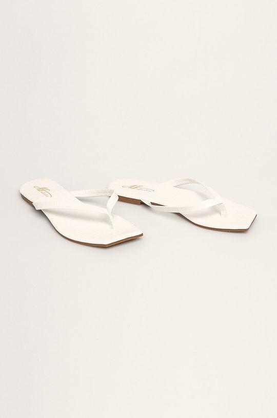 Answear - Japonki Mulanka biały