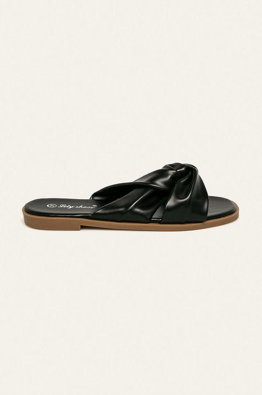 negru Answear - Papuci Lily Shoes De femei