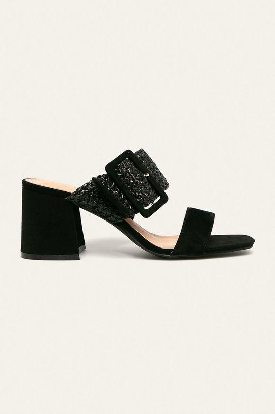 negru Answear - Papuci Erynn De femei